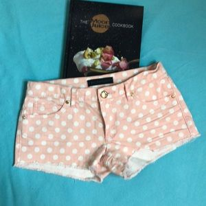Juicy couture Juicy Jean Couture shorts